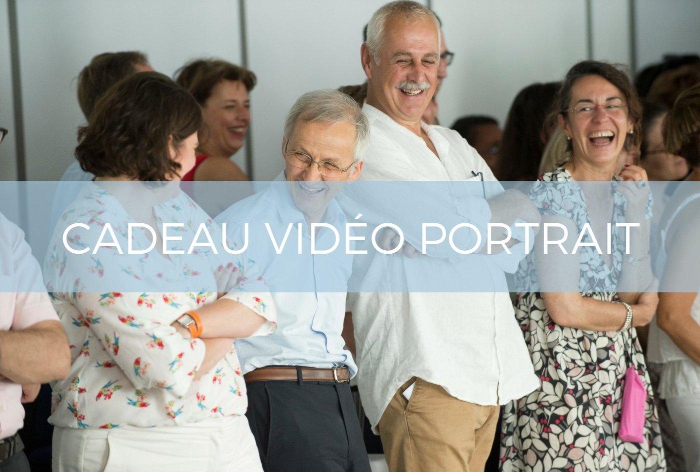 idée cadeau collègue cadeau vidéo retraite départ collègue film vidéo original souvenirs carrière célébration team building