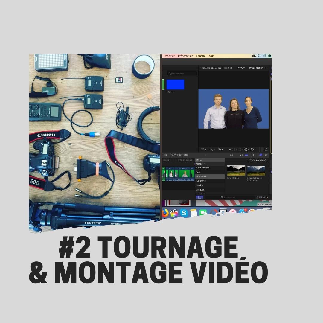 tournage et montage video film institutionnel